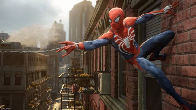Spider-Man for PS4 Will Explain the White Logo in the Story; Familiar Characters Will Have New Roles