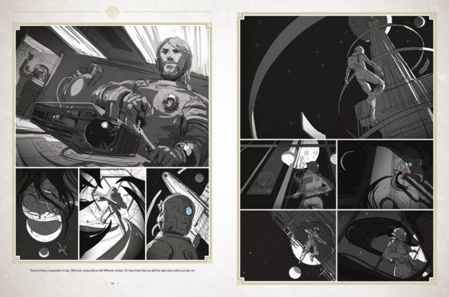 Prey's Upcoming Artbook Gives a Look into the Creation of Talos I in New Preview Pages