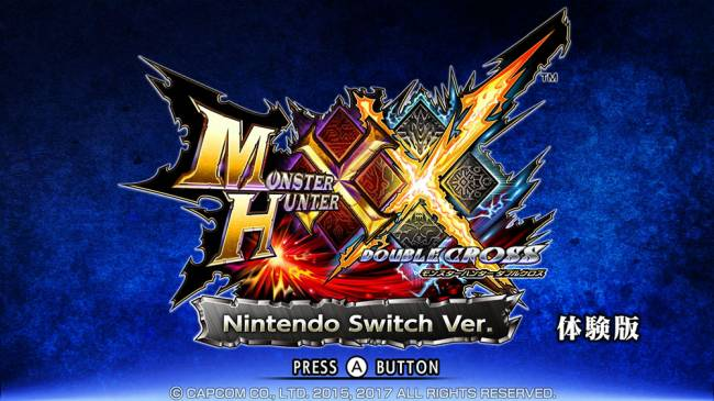 Monster Hunter XX for Nintendo Switch Gets New Screenshots Showing Demo