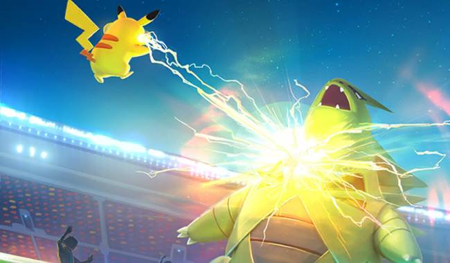 Pokemon Go raid battles are now live, but you'll need to be a high level to join raids