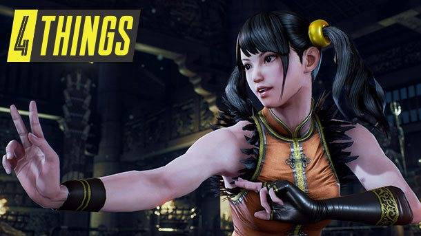 Four Things To Know About Tekken 7