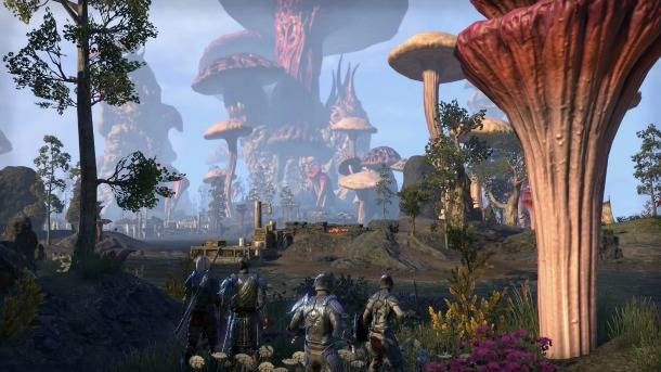 Massive — The Elder Scrolls Online: Morrowind Is A Look Back And A Step Forward