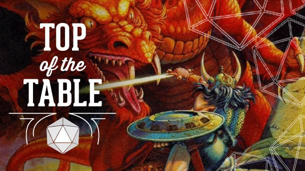 Top Of The Table – So You Want To Be A Dungeon Master?
