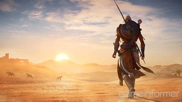 Five Things You Need To Know About Assassin's Creed Origins