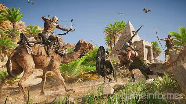 What We Learned From Playing Assassin's Creed Origins