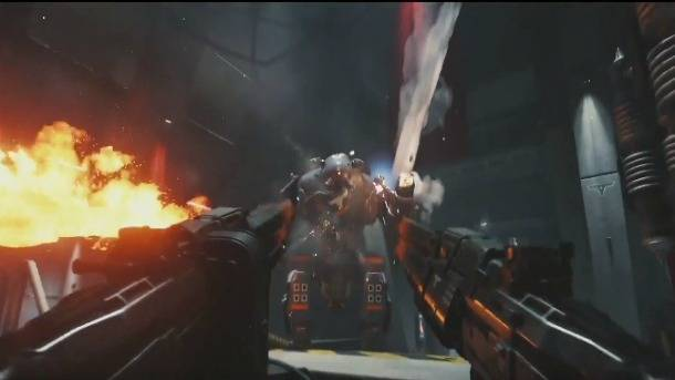 Wolfenstein II: The New Colossus Gameplay Footage And Release Date Revealed