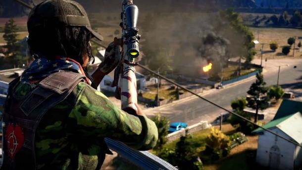 Five Ways Far Cry 5 Differentiates Itself From Its Predecessors