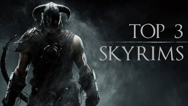 We Count Down The Top Three Skyrims From E3 2017