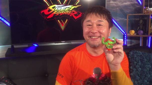 We Ask Yoshinori Ono 30 Years' Worth Of Street Fighter Questions