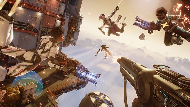 Cliff Bleszinski Talks LawBreakers And Standing Out In A Genre Of Juggernauts