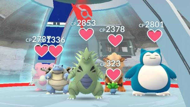 Pokémon Go's New Gyms And Raids Are A Few Tweaks From Greatness