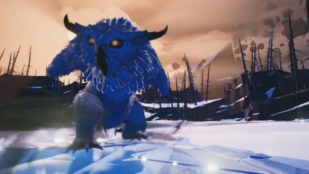 New Behemoth And Weapon Class Shown In Trailer