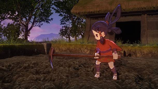 E3 Trailer Highlights A Curious Combo Of Fighting, Rice Cultivation
