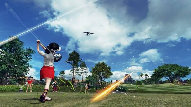 Cartoony Golf Action Hits PlayStation 4 In This New Trailer