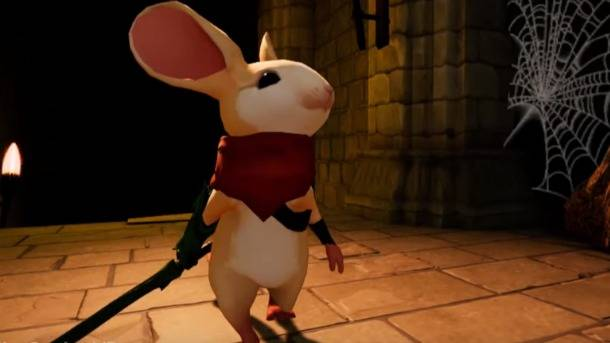 The Adorable Action Adventure Is Coming To PlayStation VR