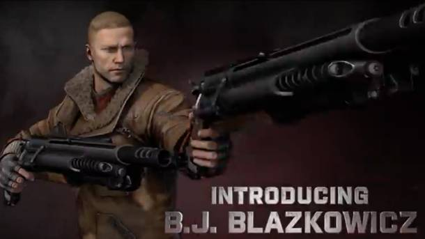 Wolfenstein's BJ Blazkowicz Arrives As Playable Character In New Update