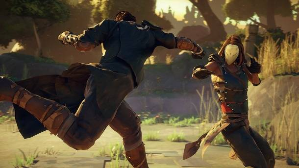Absolver Overwhelms With Melee Complexity