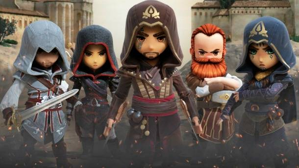 Build Your Own Assassin Brotherhood In The New Free-To-Play Strategy RPG