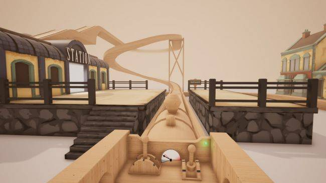Model train set game Tracks is getting an expanded commercial release