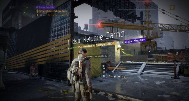 The Division update 1.7 will add Global Events, Classified Gear, Commendations