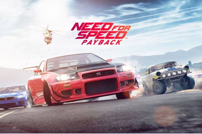 'Need for Speed Payback' adds higher stakes and familiar ideas