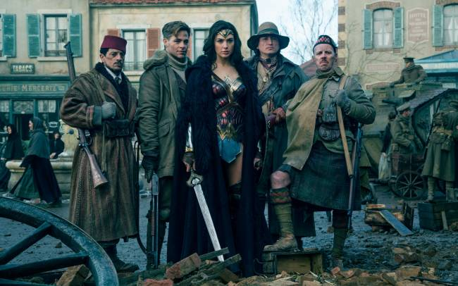 Recommended Reading: 'Wonder Woman' is timely superhero movie