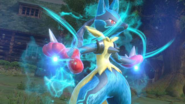 Pokémon fighter 'Pokken' is coming to Nintendo Switch