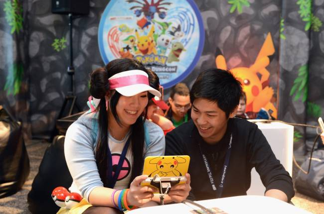 Nintendo hasn't forgotten about 'Pokémon' on the 3DS