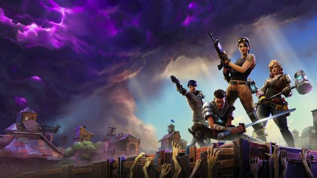 Epic's long-awaited 'Fortnite' hits consoles and Steam July 25th