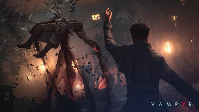 'Life Is Strange' studio's 'Vampyr' arrives this November