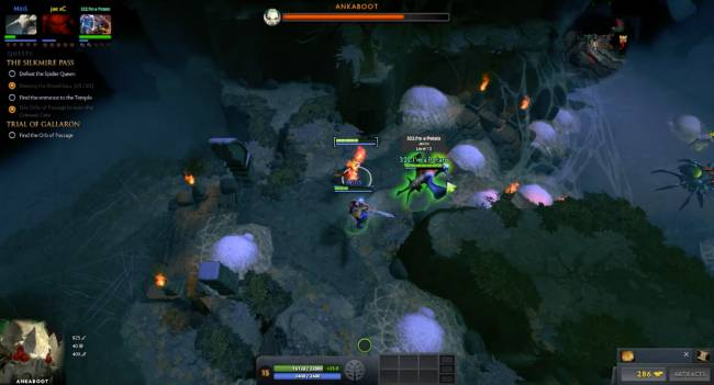 Valve releases the first multiplayer campaign for 'Dota 2'