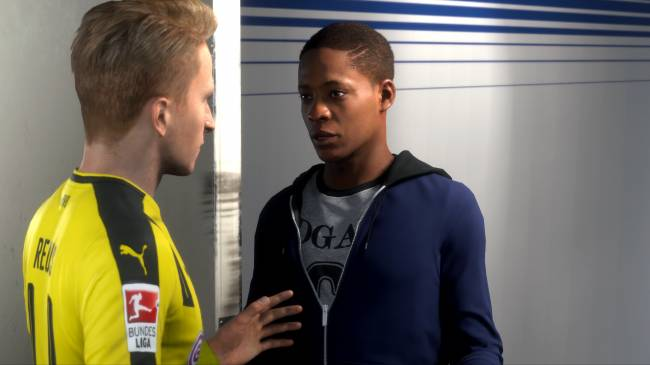 'FIFA 18' will continue 'The Journey' of Alex Hunter