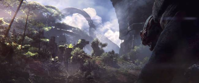 'Anthem' is BioWare's brand-new open world