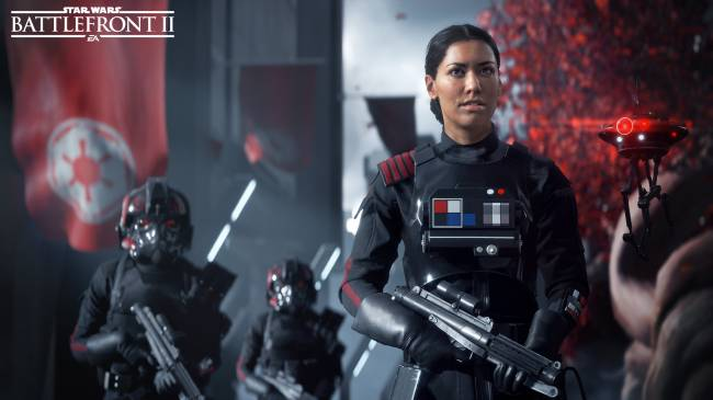 'Star Wars Battlefront II' campaign looks like a spin-off movie