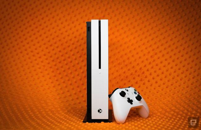 Xbox One S will be $50 cheaper from tomorrow