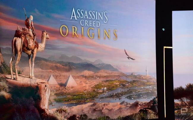 'Assassins Creed Origins' arrives October 27th