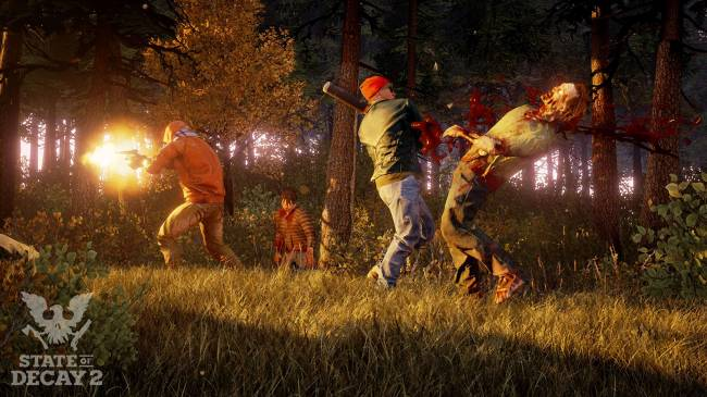 Zombies won't invade 'State of Decay 2' until spring 2018