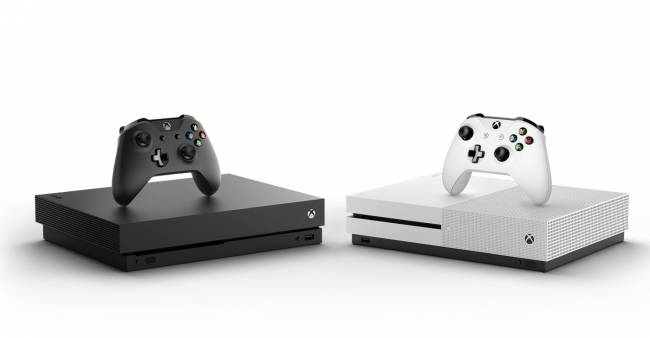 Who wants to buy Microsoft's Xbox One X?