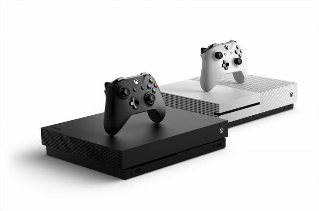The Xbox One X vs. the original Xbox One: What's changed?