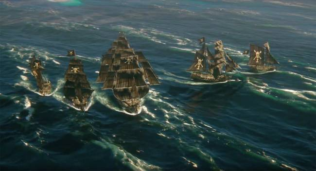 'Skull & Bones' takes open world online gaming to the high seas
