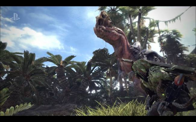 'Monster Hunter World' heads to PlayStation in early 2018
