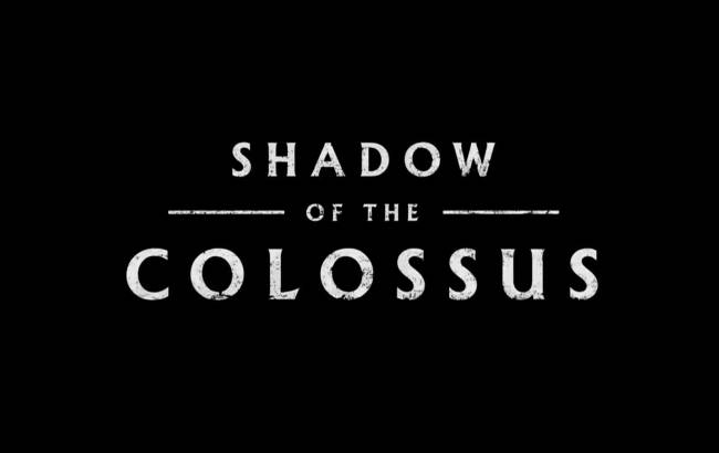 A new 'Shadow of the Colossus' HD remake is coming in 2018