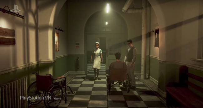 'The Inpatient' takes you into a mental asylum on PlayStation VR
