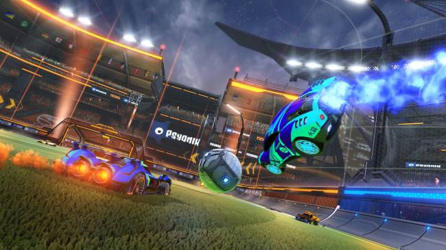 Compete with Xbox friends when 'Rocket League' arrives on Switch