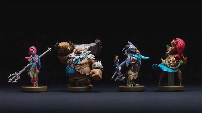 Nintendo is releasing Amiibo for a 'Legend of Zelda' add-on