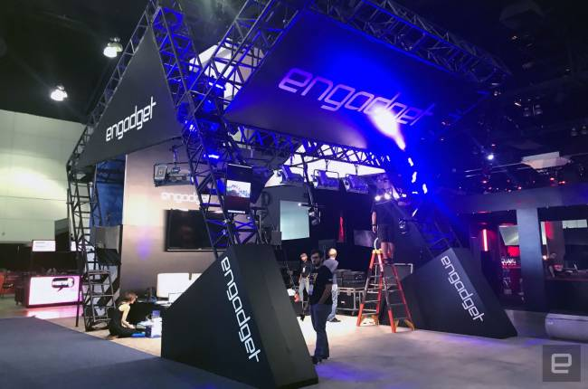 Live from Engadget's E3 2017 stage: Interviews, panels and more!