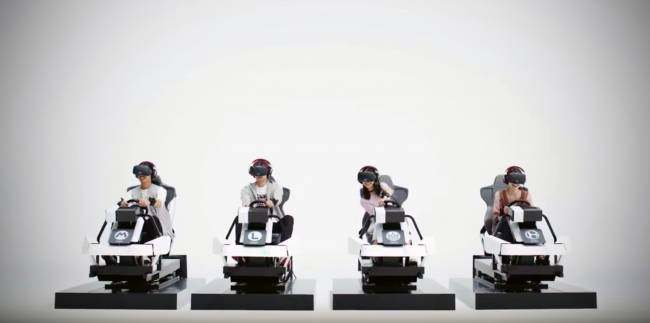 Mario Kart is drifting into a Japanese VR arcade