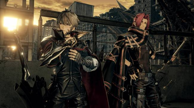 Action-RPG 'Code Vein' hits Xbox One, PS4 and PCs next year