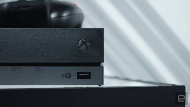 The Xbox One X is aspirational in the purest sense of the word