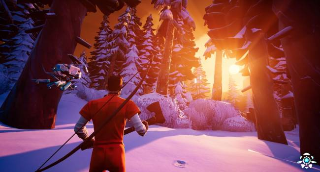 'The Darwin Project' is a 'Hunger Games'-style battle arena